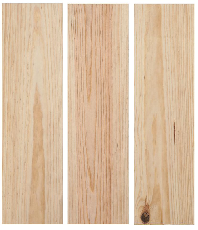 Pino pinaster - Liston de madera ...